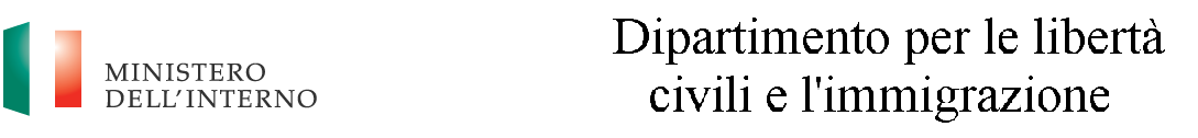 Dipartimento Libertà Civili e Immigrazione