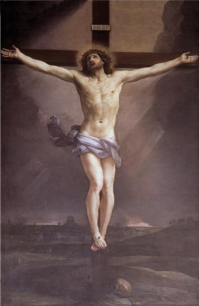 Risultati immagini per crocifisso GUIDO RENI SAN LORENZO