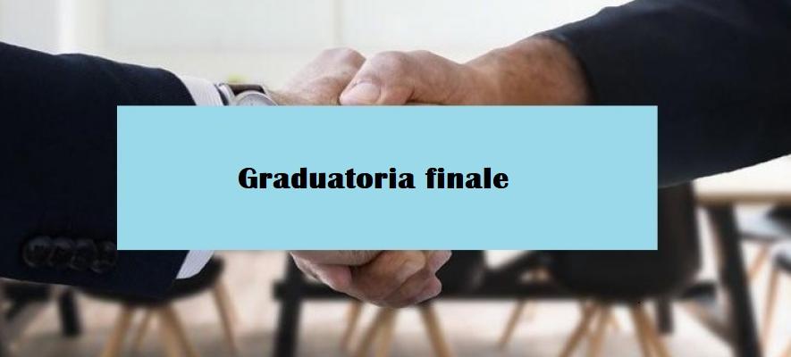 graduatoria definitiva