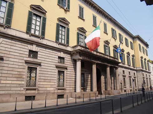 Palazzo Dotti foto @ Prefettura di milano