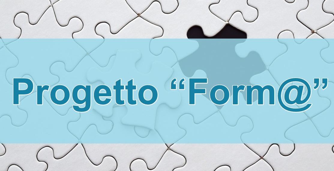 """Proroga attività progettuali del Progetto """"Form@"""""""