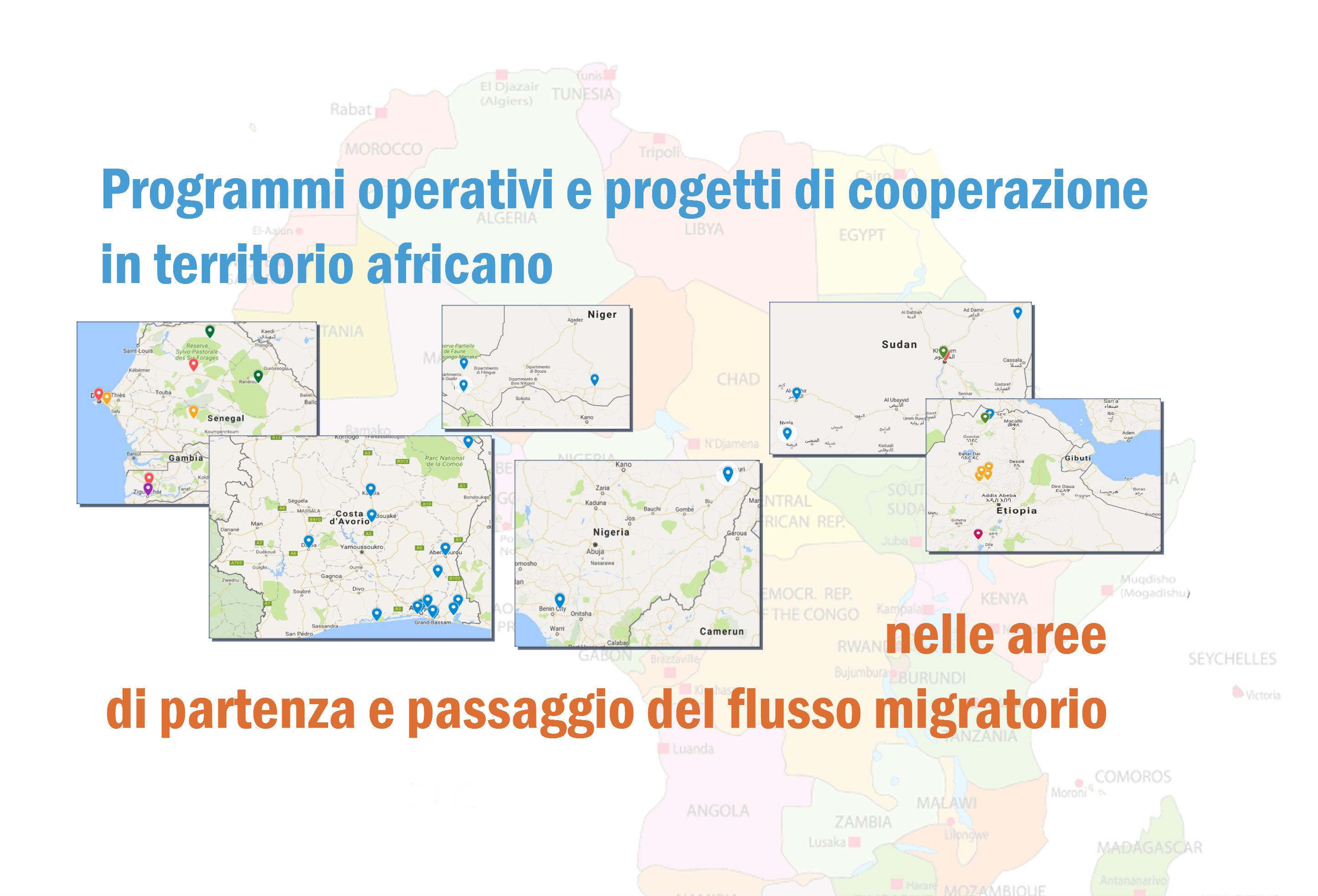 Programmi cooperazione